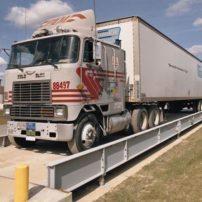 METTLER TOLEDO 7531 truck scale