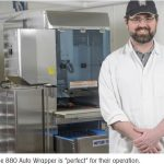 880 Auto Wrapper Helps Increase Efficiency
