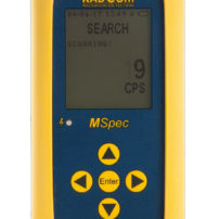 Radcomm MSpec Personal Radiation Dector