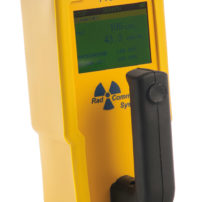 RadComm RC2Plus Portable Radiation Detection System