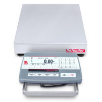 OHAUS Defender 5000 washdown low profile bench scale